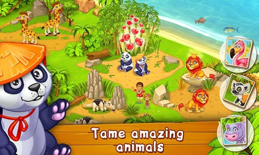 Farm Paradise: Hay Island Bay 1.57 Apk (Unlimited Diamonds) MOD 6