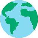 Pure Planet Earth Icon