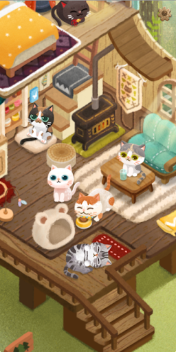 Secret Forest Cats apkmr screenshots 3