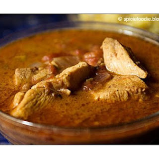 Indian Curry - By Spicie Foodie