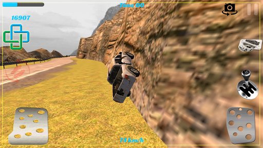 고속 힐 클라 임 레이싱|玩模擬App免費|玩APPs