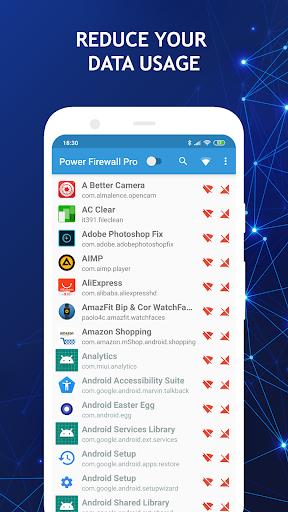 Power Firewall Pro screenshot 3
