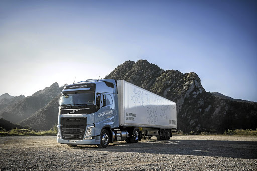 Lars Martensson, director of environment and innovation at Volvo Trucks. Picture: VOLVO TRUCKS