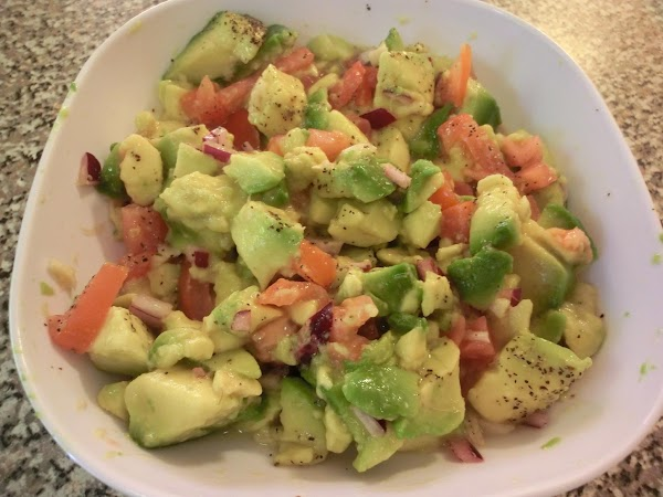 Avocado Salsa Recipe