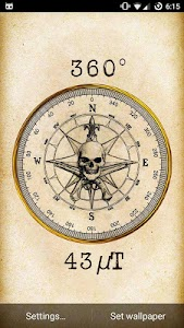 Compass screenshot 1