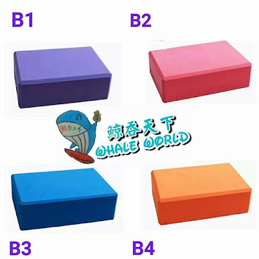 B款瑜伽磚