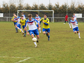 Photo: 09/03/13 v AFC Rushden & Diamonds (United Counties League Division 1) 0-3 - contributed by Leon Gladwell