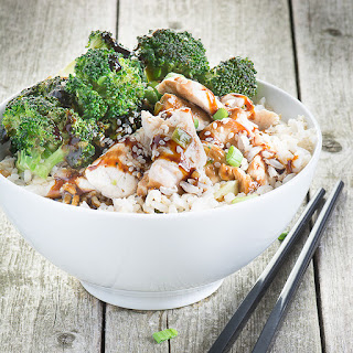 Teriyaki Chicken & Rice Bowl