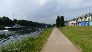 Photo: Nordsternpark; Am Kanal