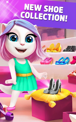 My Talking Angela 4.0.1.235 screenshots 16