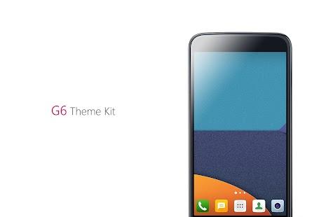 G6 theme kit - náhled