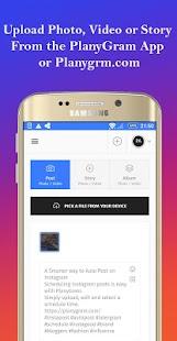 PlanyGram - Instagram Scheduler & Auto Posts - náhled