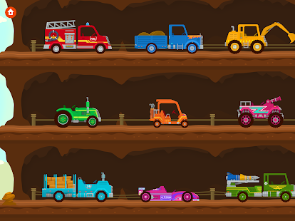 Monster Truck Driver & Racing- screenshot thumbnail