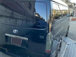 ハイエース GDH211Kのカスタム事例画像 ryo(´・ω・`)artistさんの2020年11月12日18:40の投稿