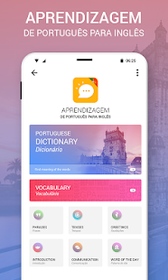 Learn English From Portuguese : English Speaking - náhled
