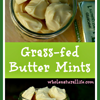 Grass-fed Butter Mints