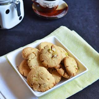 Badam Nan khatai recipe |Eggless Almond short bread cookies.