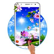 App Spring Flower Live Wallpaper APK for Windows Phone
