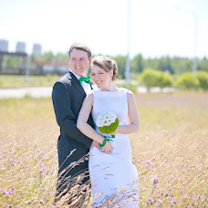 Wedding photographer Lidiya Krasnova (liden4ik). Photo of 09.04.2015