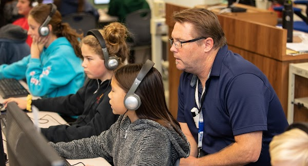Tim Hilborn uses CS First to assess student learning in computer science