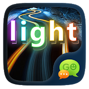 (FREE) GO SMS LIGHT THEME  Icon