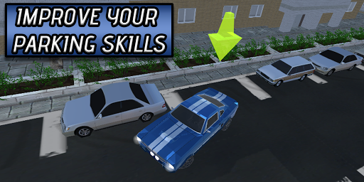Parking Simulator 2020 | Car games android2mod screenshots 2