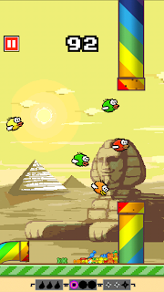 Flappy Crush screenshot 01