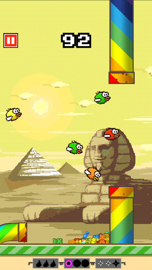 Flappy Crush- screenshot