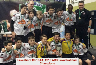 Photo: F13AA 2015 ARS Laval Tournament Champs!!!