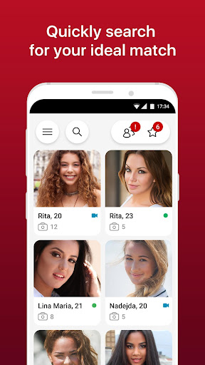 AmoLatina: Find & Chat with Singles - Flirt Today ss1