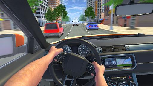 Racing in Car 2020 screenshots 3