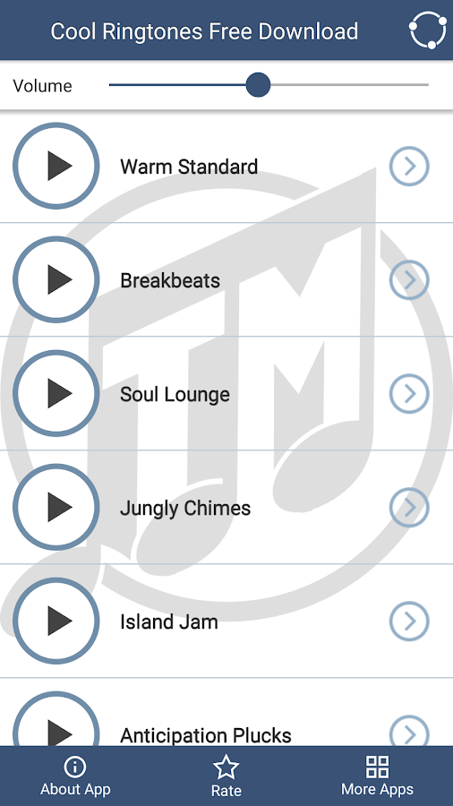 Cool Ringtones Free Download- screenshot
