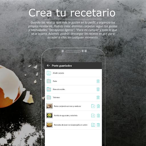 Recetas de cocina gratis u2013 Tu comunidad de cocina  screenshots 8