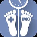 IMC Calculador Masa Corporal icon