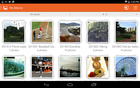 abPhoto (photo backup) v2.4.3.0002