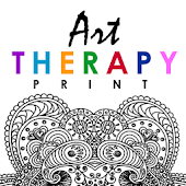 Art Therapy Print