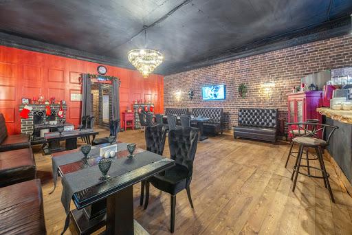 Лофт-зал в ресторане Forest Lounge для свадьбы