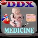 Clinical Medicine Differential Diagnosis icon