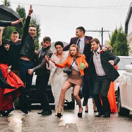 Wedding photographer Yana Kabanceva (YanaKaba). Photo of 30.01.2018