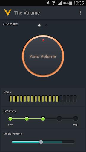ザ・ボリューム:自動音量調整 The Volume
