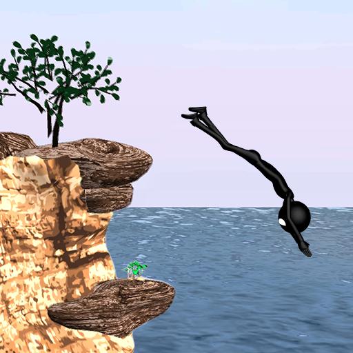 Stickman 3D: Cliff Diver
