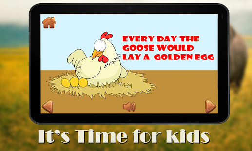 Golden Egg goose kids-Story- screenshot thumbnail