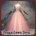 Design Gown Dress 2018 icon