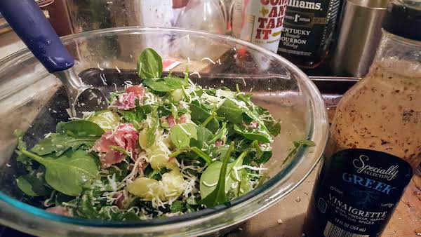 Prosciutto Melon Salad Recipe