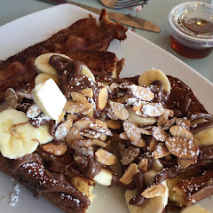 The most delicious French toast!