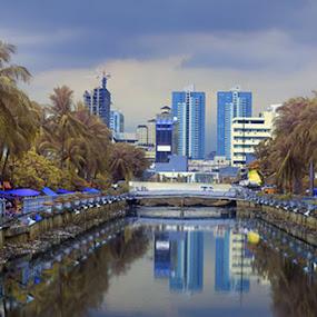 Old City Jakarta  by Andi Irawan - City,  Street & Park  Historic Districts ( city scape, indonesia, old city, asia, jakarta )