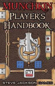 MUNCHKIN PLAYERS HANDBOOK (Hardcover)