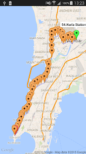 Mumbai BEST Info - screenshot thumbnail