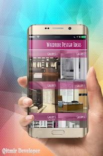 Wardrobe Design Ideas - náhled