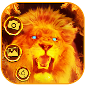 Fire Lion Launcher Theme Live HD Wallpapers Android APK Download Free By Best Launcher Theme & Wallpapers Team 2019